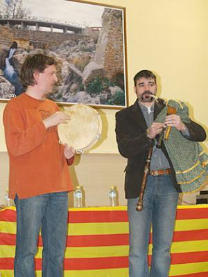 II Premio Anual de Recuperación de Música Popular Aragonesa Comarca Campo de Belchite