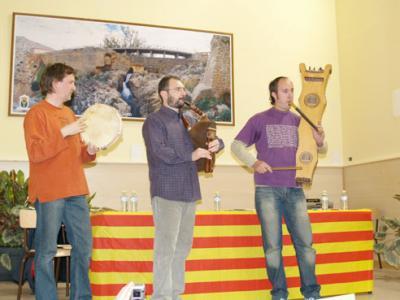 Entrega de Premios Comarca Campo de Belchite 2006