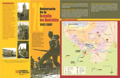 70 Aniversario de la Batalla de Belchite 1937-2007 (y 2)