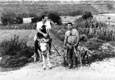 Félix y el Cojo