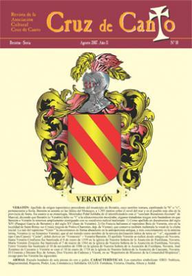 Revista de la Asociación Cultural Cruz de Canto