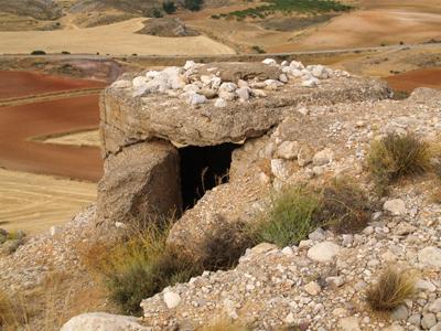 Bunker de la guerra civil (1)