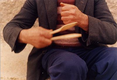 Cucharas de madera (3)