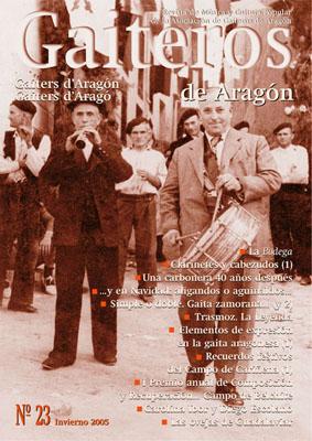 Revista Gaiteros de Aragón nº 23