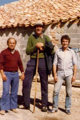Juan Tomás, pastor de Nogueras