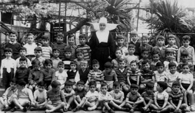 En las monjas del Pilar (2)