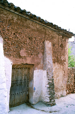Casa natal de Manuela Sancho
