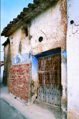 Casa del Barrio Alto