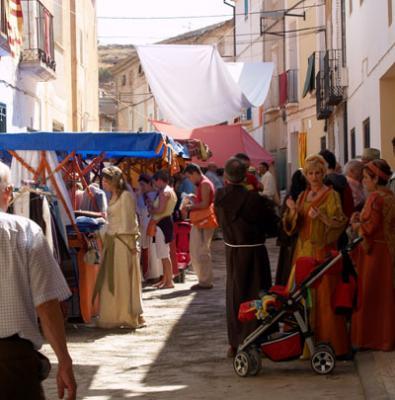 Moyuela: II Feria Medieval