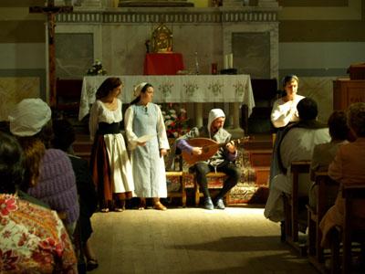 Música sefardí en Moyuela (1)